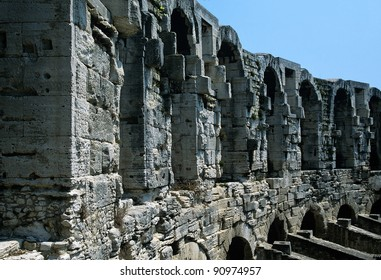 france provence arles roman arena
