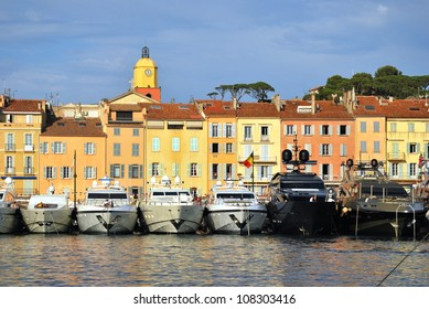 France - Saint Tropez - Port