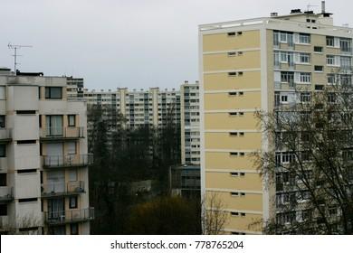 France - suburbs