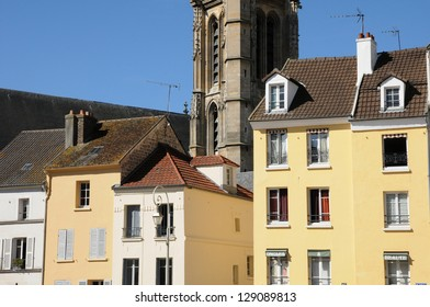France, the town of Pontoise in Val d Oise