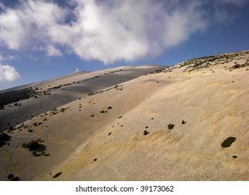 France, Vaucluse: Mount Ventoux
