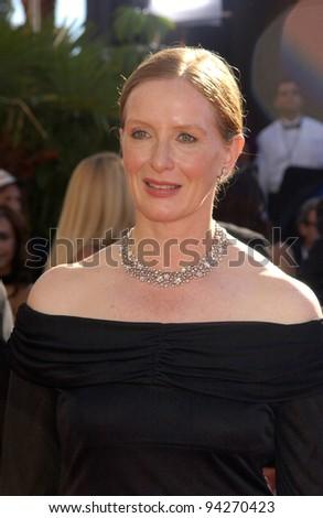 FRANCES CONROY 2002 Emmy Awards Los Stock Photo Edit Now 94270423