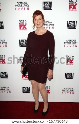 Frances Conroy American Horror Story Coven Stock Photo Edit Now