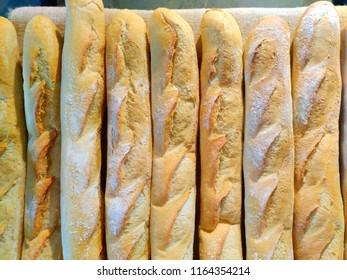 Franch loaf ; Baguette ; Franch stick