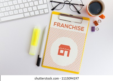 FRANCHISE AND WORKPLACE CONCEPT