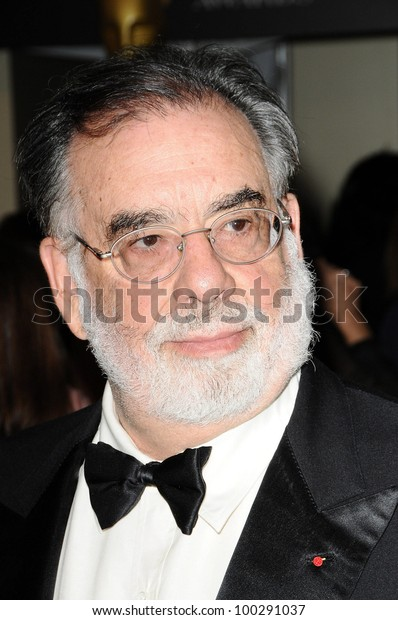 Francis Ford Coppola at the  2nd Annual Academy Governors Awards, Kodak Theater, Hollywood, CA.  11-14-10