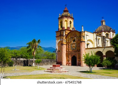 Franciscan Missions in the Sierra Gorda Biosphere of Querétaro - UNESCO in Jalpan de Sierra