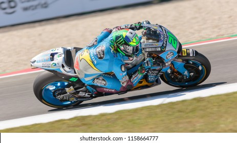 Franco Morbidelli during MotoGP Motul TT Assen race in TT Circuit Assen (Assen - Netherlands) on June 29 2018