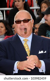 Frank DiLeo  at the Los Angeles Premiere of 'This Is It'. Nokia Theatre, Los Angeles, CA. 10-27-09