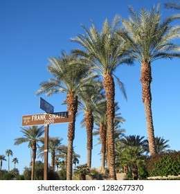 Frank Sinatra Drive Palm Springs