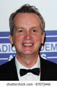 Frank Skinner arriving for the Sony Radio Academy Awards, Grosvenor House Hotel on 09/05/2011  Picture by: Simon Burchell / Featureflash