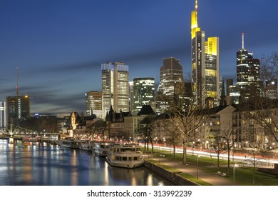 Frankfurt city, Germany