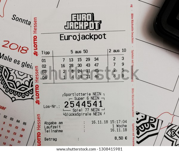 Eurojackpot 29