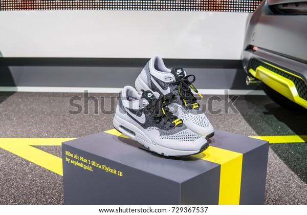Frankfurt Germany September 12 2017 Nike Stock Photo (Edit