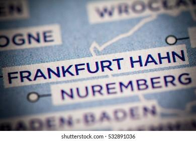 Frankfurt Hahn. Germany