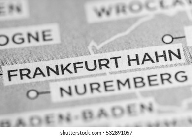 Frankfurt Hahn. Germany