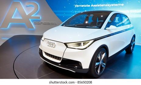 Audi A2 Concept Images Stock Photos Vectors Shutterstock