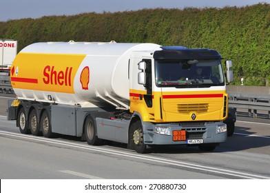 Oil Tanker Truck Images, Stock Photos & Vectors | Shutterstock