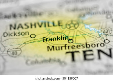 Franklin. Tennessee. USA