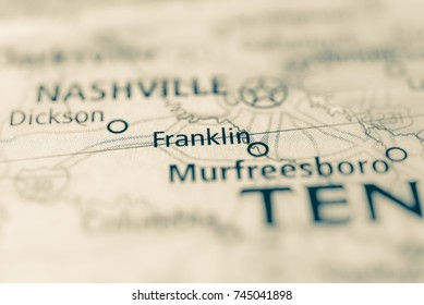 Franklin, Tennessee, USA.