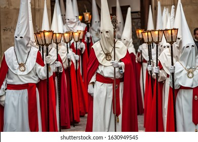 Fraternity member, Easter Processions in Spain