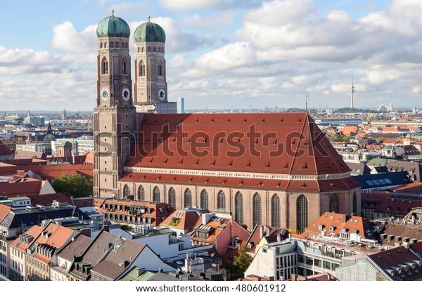 Frauenkirche, München, Deutschland