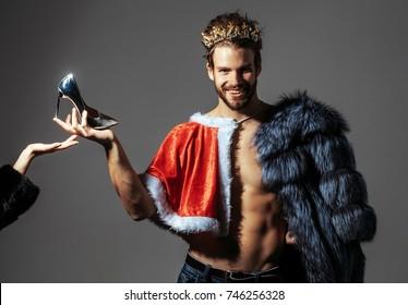 Män med stora tuppar ha sex
