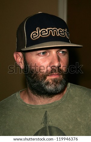 6bea59e8bfc5b Fred Durst at the World Premiere of