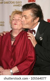 Fred Willard and wife Mary at the 13th Annual Art Directors Guild Awards. Beverly Hilton Hotel, Beverly Hills, CA. 02-14-09