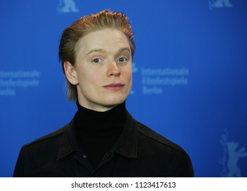 Freddie Fox attends the Photocall of Black 47 during 68th Berlinale International Film Festival at The Grand Hyatt Hotel on February 16, 2018 in Berlin, Germany.