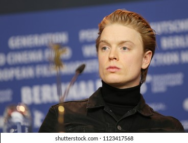 Freddie Fox  attends the press conference of Black 47 during 68th Berlinale International Film Festival at The Grand Hyatt Hotel on February 16, 2018 in Berlin, Germany.