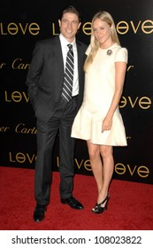 Frederic de Narp and Chloe Sevigny  at Cartier's 3rd Annual Loveday Celebration. Private Residence, Bel Air, CA. 06-18-08