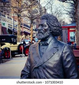 Frederick Douglass (statue)