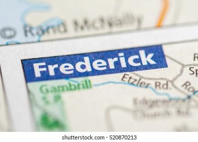 Frederick. Maryland. USA