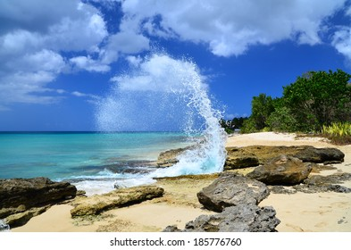 Frederiksted Beach, Saint Croix
