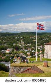 Fredriksten Fortress in Halden