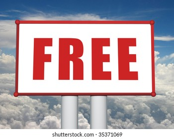 free billboard