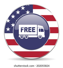 free delivery american icon