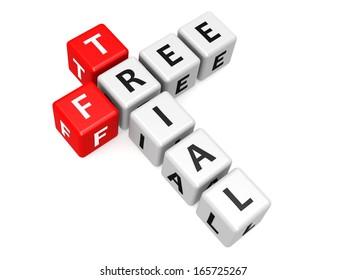 Free trial crossword