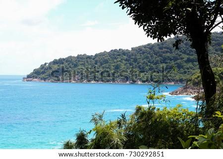 Freedom Beach Phuket Thailand Stock Photo Edit Now 730292851