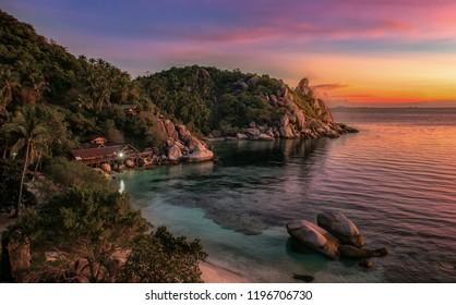 Freedom Beach Koh Tao Images Stock Photos Vectors Shutterstock