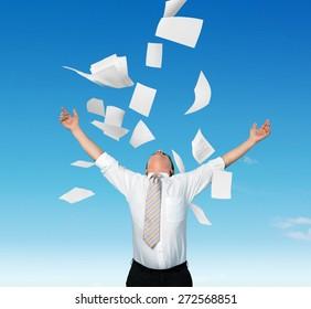 Freedom, Business, Document.