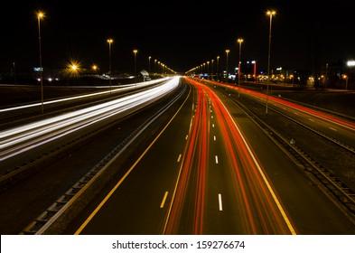 Freeway of light