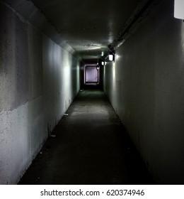 Freeway Tunnel Washington D.C.