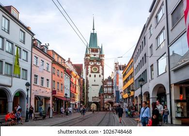 Freiburg im Breisgau, Freiburg