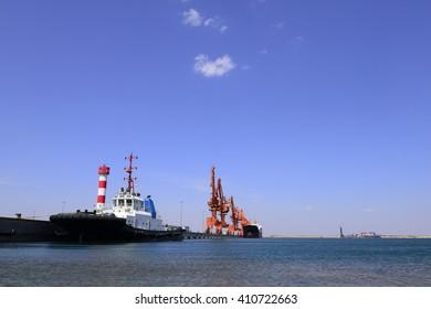 Freight terminal