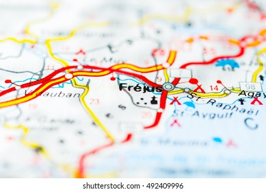 Frejus, France.