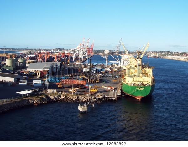 Fremantle Docks, Australia
