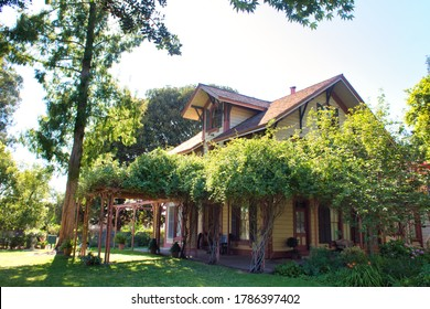 Fremont, California / United States - July 22 2020: Shinn Historical park and Arboretum