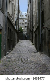 French back street
